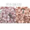 Mixed JUST Soft Pink - Blush Small Spring Cottage Paper Flowers