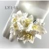 White Lily Crafts Paper Flowers