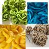 100 Mixed 4 colors paper flowers - SALE - (148/401/266/158)