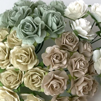 Paper flowers, Craft Supply – Wholesale From Thailand by I