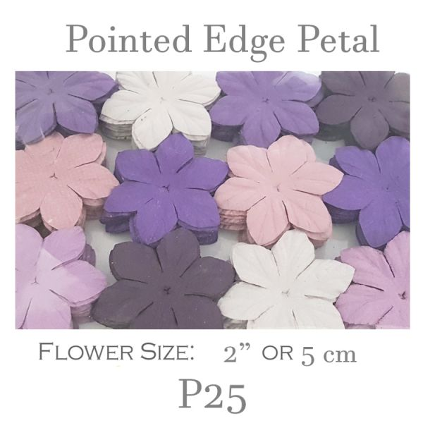Pointed Edge Petal - P20