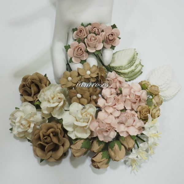 Paper flowers craft supply wholesale from thailand by i am roses ordering more than 3000 mightylinksfo Gallery