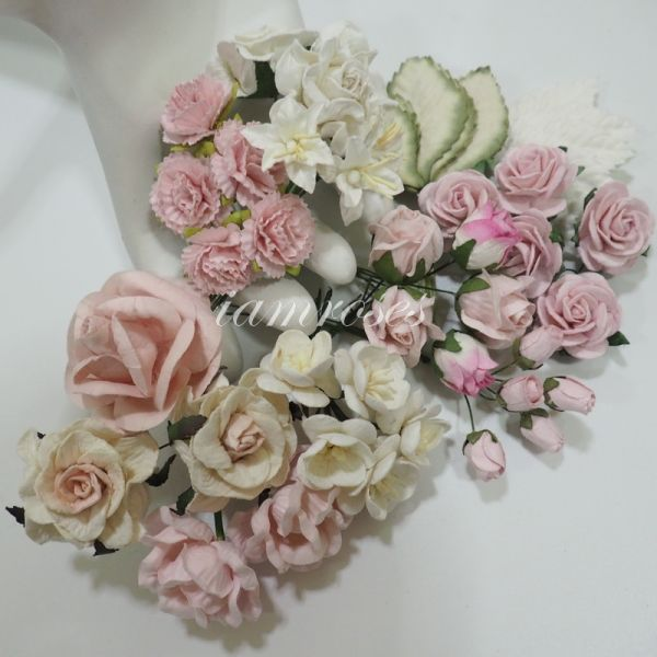 Paper flowers craft supply wholesale from thailand by i am roses ordering more than 3000 mightylinksfo