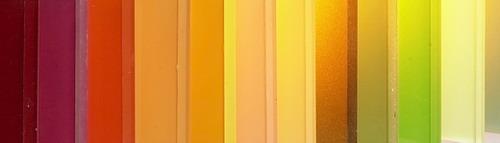 กระจกเคลือบสี