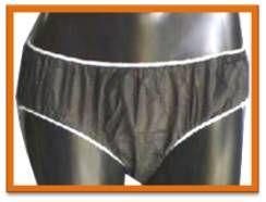 Spun Bond black DSN 001 free size