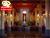รูปภาพ ภายในวิหารประดิษฐานพระพุทธรูปปางห้ามแก่นจันทร์  คือ  พระพุทธรูปในอิริยาบถยืน  พระบาทชิดตรง  ห้อยพระหัตถ์ขวาเหยียดตรงแนบพระวรกาย