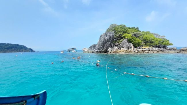 ดำน้ำเกาะรัง
