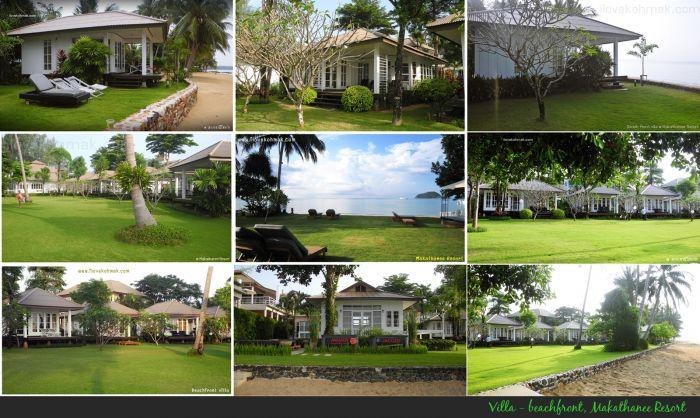 Villa beachfront, Makathanee