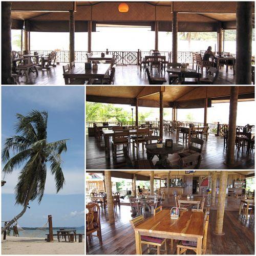 ห้องอาหาร บิ๊กอีซี่เกาะหมาก