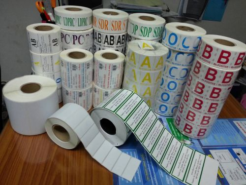 Sticker-label (ป้ายสติ๊กเกอร์)