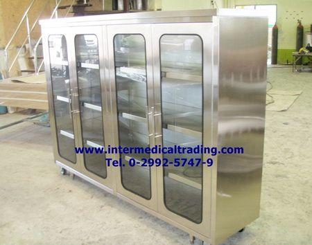 Instrument Cabinet ตู้เก็บเครื่องมือแพทย์.JPG