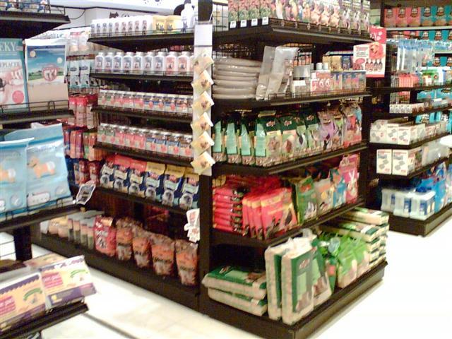 pet mall shop paragon