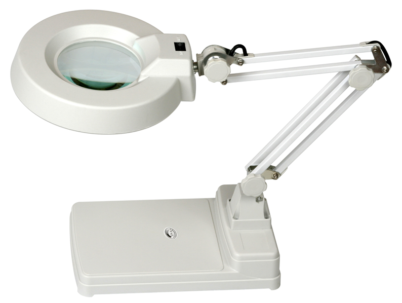 magnifier desk lamps optics binoculars. Black Bedroom Furniture Sets. Home Design Ideas