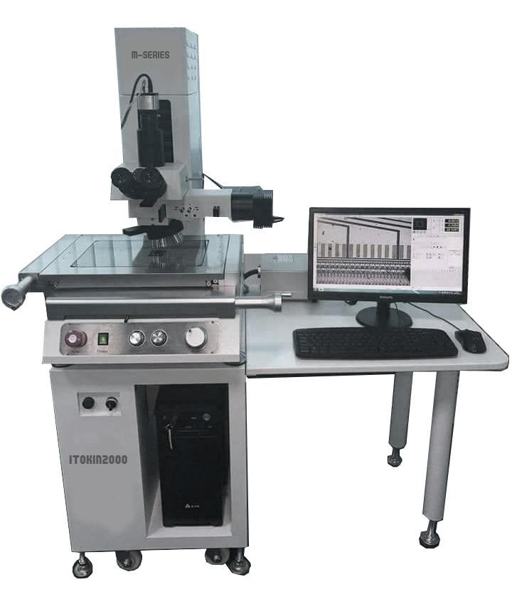 เครื่องวัดชิ้นงานละเอียด,เครื่อง vmm,videomeasuring,M-series
