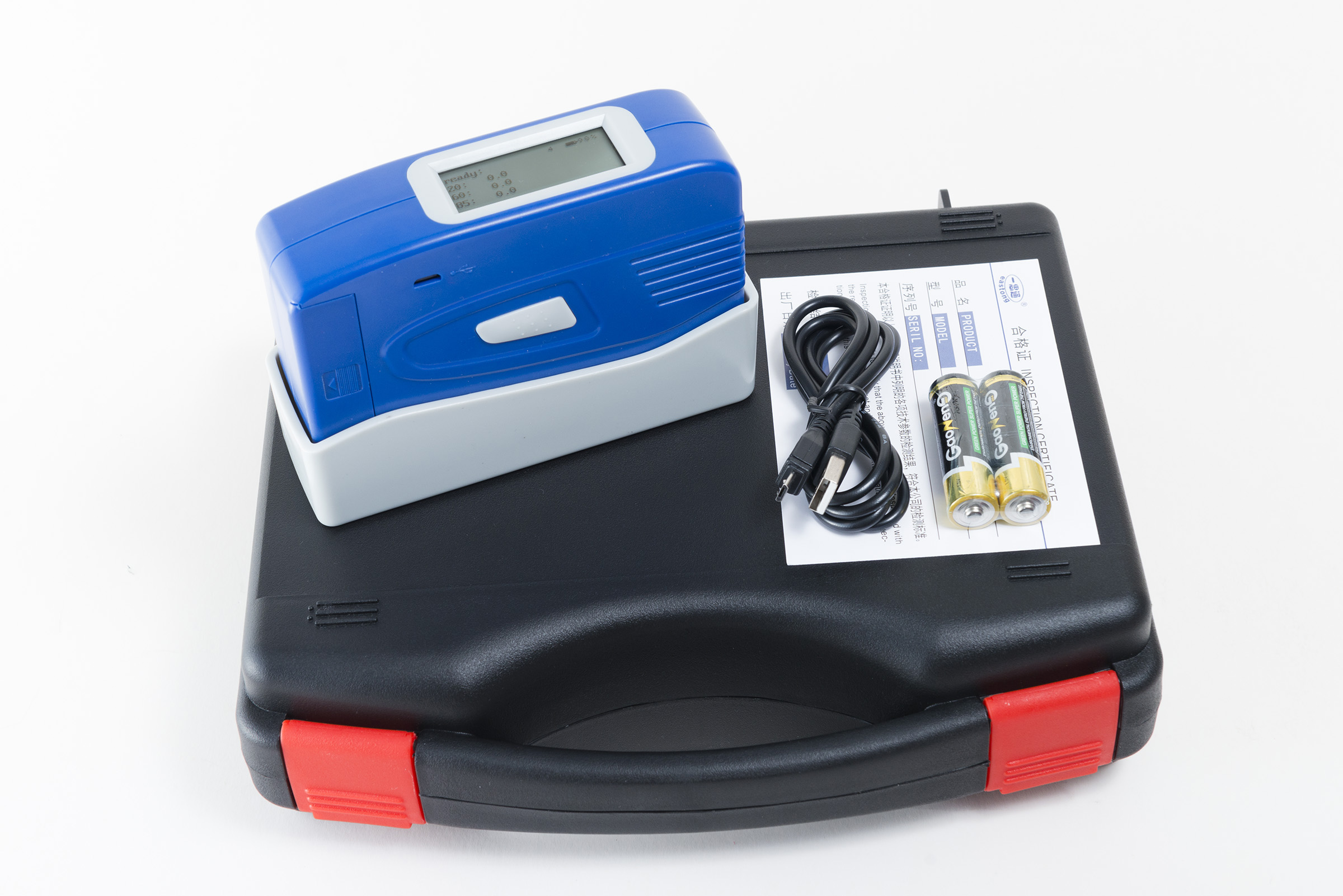 Gloss Meter,เครื่องทดสอบความเงา,สำหรับงานชิ้นเล็ก,ITK-E1783,ITK-E1786,เครื่องวัดความมันวาว