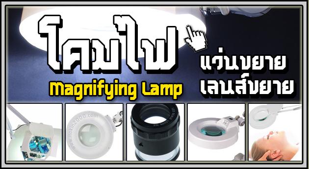 จัดจำหน่ายโคมไฟแว่นขยาย,MAGNIFYING LAMP