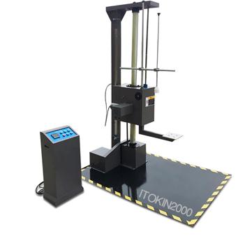 เครื่องทดสอบแรงกระแทก,Impact Tester Single Arm Package Drop Tester ,ITK-F002B,เครื่องทดสอบแรงกระแทกแนวดิ่ง,ISO2248,jisz0202-87 GB/ t4857.5-92