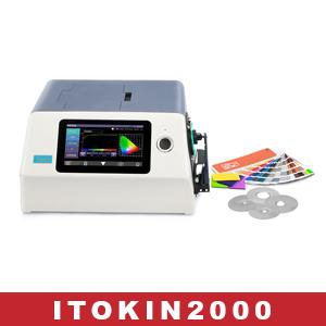 Spectrophoto Meter เครื่องวัดเฉดสีแบบตั้งโต๊ะ ITK-YS6010