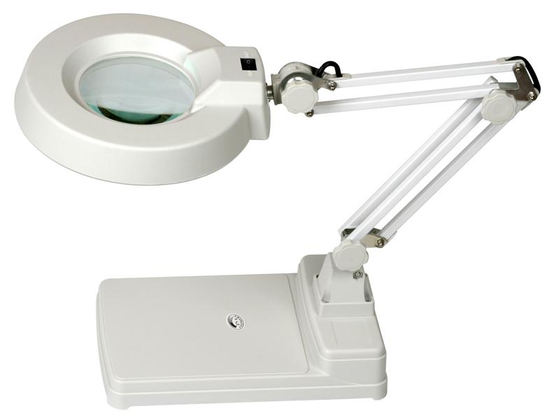 โคมไฟแว่นขยาย,โคมไฟเลนส์ขยาย,Swing Type