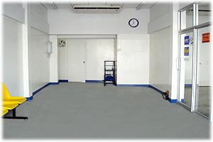 ห้องแอร์มาตรฐานปราศจากละอองฝุ่น สำหรับงานติดฟิล์มกรองแสง