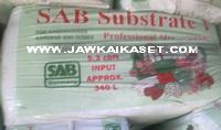 ดินเพาะกล้า,ดินมีเดีย SAB Substrate1