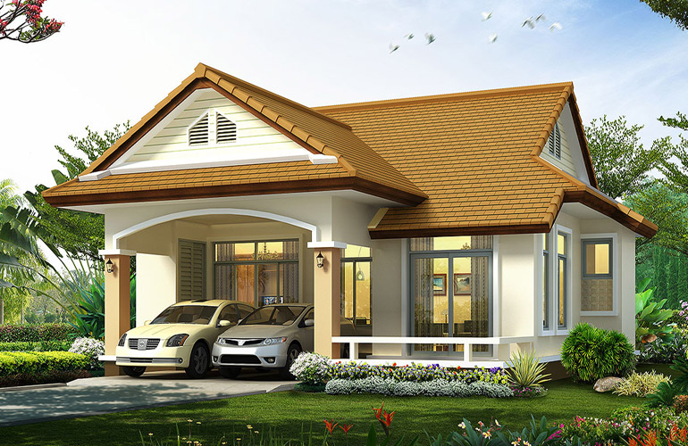 Small Beautiful Home Plans
