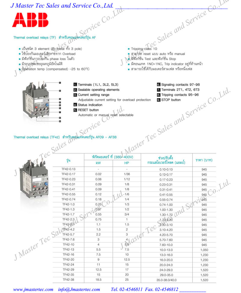 Charming Abb Contactor Wiring Diagram Photos - Electrical and ...
