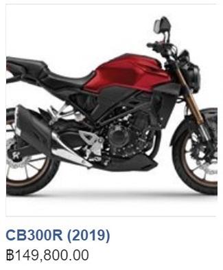 CB300R