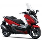 Honda Forza 300 2019 NEW RED