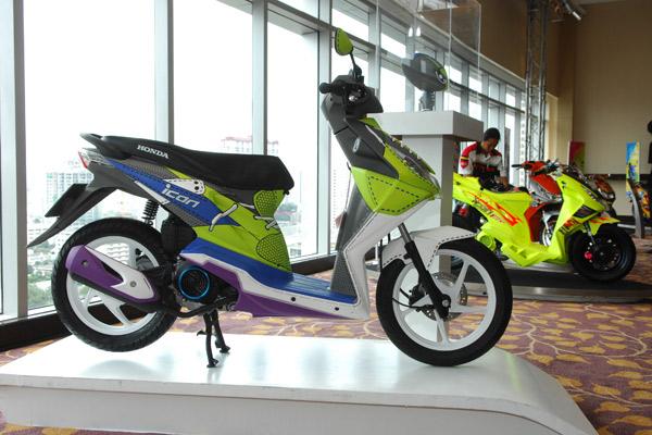 Foto - Foto Modifikasi Motor Honda Beat