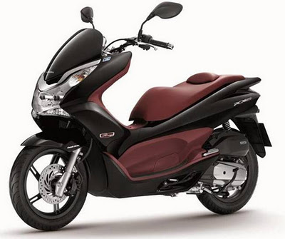 Honda PCX150 Global Model 2012