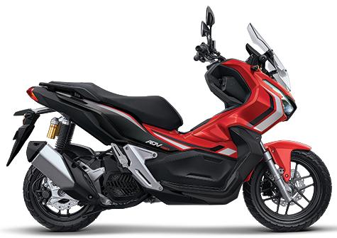 All New Honda ADV 150