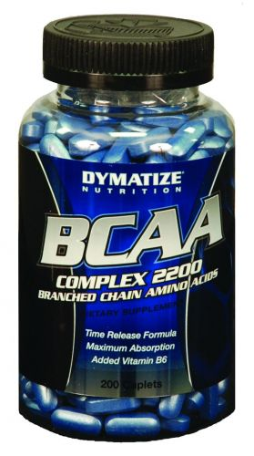 BCAAs (Branch Chain Ameno Acids)
