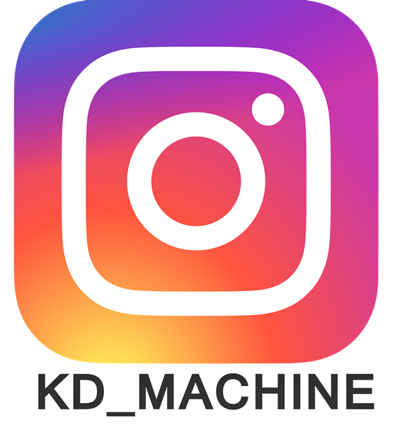 Instagram KD_MACHINE