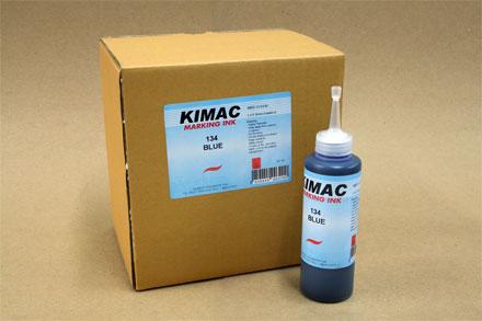หมึกพิมพ์วันที่ผลิต วันหมดอายุลงบนวัสดุซับหมึก : Kimac Ink