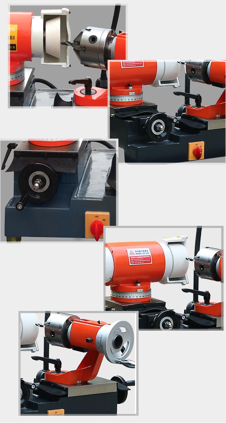 GD-32N BIG Size Drill bit grinder