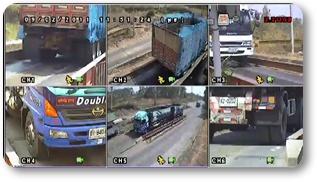 ระบบ CCTV online ห้องชั่งแหลมเขา