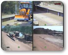 ระบบ CCTV Online โรงงานปางสีดา