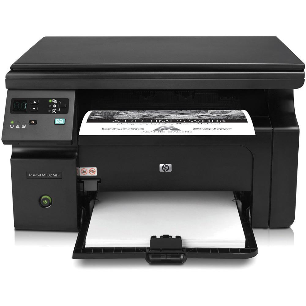 HP LaserJet Pro M1216nfh Multifunction Printer
