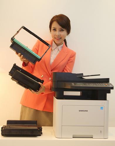 เครื่องปริ้นเลเซอร์ Laser printer Samsung