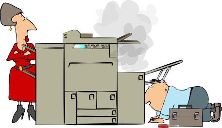 วิธีการแก้ไขและหลีกเลี่ยงปัญหากระดาษติดเครื่องพิมพ์