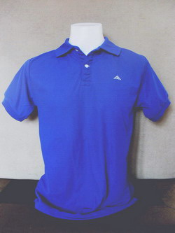 Dark Blue Men's Polo Shirts