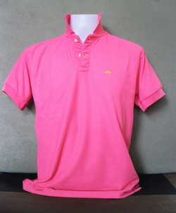 Pink Men's Polo Shirts