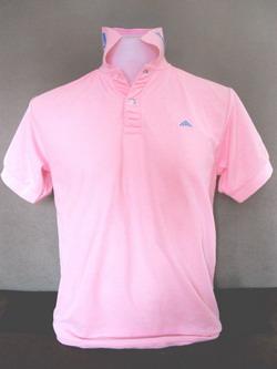 Light Pink Men's Polo Shirts