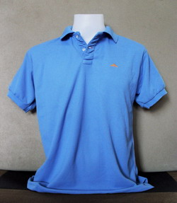 Blue Men's Polo Shirts