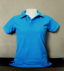 Blue Women's Polo Shirts