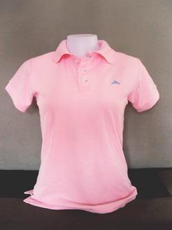 Pink Women's Polo Shirts