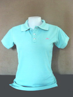 Green Women's Polo Shirts