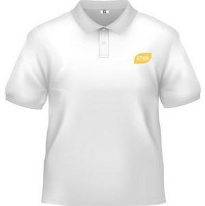 White Polo Shirts
