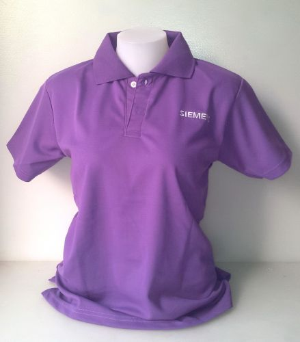 Dark Purple Women's Polo Shirts